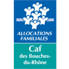 logoCAF des Bouches du Rhône
